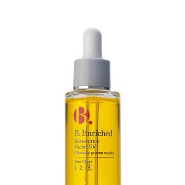 <p><strong>THEY SAY:</strong> This beautiful face oil contains key antioxidants Vitamin C and shea butter, rich in essential fatty acids. Argan and rosehips, argan and crambe seed oil.</p>