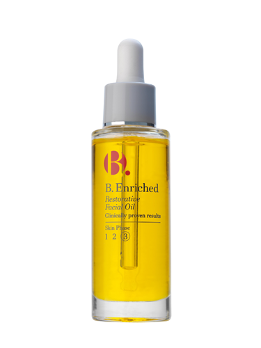 """<p><strong>THEY SAY:</strong> This beautiful face oil contains key antioxidants Vitamin C and shea butter, rich in essential fatty acids. Argan and rosehips, argan and crambe seed oil.</p> <p><strong>WE SAY:</strong> This oil comes up smelling of roses - literally! It's a really rich product so a little goes a long way; I used in the evening before going to bed for an extra hydration boost and woke up with glowing skin.</p> <p><strong>SCORE: 8/10</strong></p> <p><strong>B.Enriched Facial Oil, £15.99, <a href=""""http://www.superdrug.com/face/b-enriched-facial-oil-30ml/invt/764859&bklist="""" target=""""_blank"""">superdrug.com</a></strong></p>"""