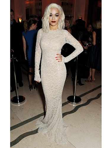 "<p>Rita pulls out another showstopper with this Ermanno Scervino floor-length gown.</p> <p><a href=""http://www.cosmopolitan.co.uk/fashion/celebrity/best-dressed-celebrities-LACMA-2013?click=main_sr"" target=""_blank"">HOLLYWOOD'S LEADING LADIES DAZZLE AT THE LACMA GALA</a></p> <p><a href=""http://www.cosmopolitan.co.uk/fashion/shopping/christmas-party-dresses-investment"" target=""_blank"">10 DREAMY PARTY DRESSES</a></p> <p><a href=""http://www.cosmopolitan.co.uk/fashion/shopping/office-party-red-dress"" target=""_blank"">THE RED DRESS EDIT</a></p>"