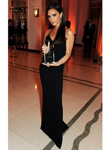 "<p>Just like Stella, Victoria chose to wear one of her own designs to the awards - an understated black number which she wore with side-swept locks.</p> <p><a href=""http://www.cosmopolitan.co.uk/fashion/celebrity/best-dressed-celebrities-LACMA-2013?click=main_sr"" target=""_blank"">HOLLYWOOD'S LEADING LADIES DAZZLE AT THE LACMA GALA</a></p> <p><a href=""http://www.cosmopolitan.co.uk/fashion/shopping/christmas-party-dresses-investment"" target=""_blank"">10 DREAMY PARTY DRESSES</a></p> <p><a href=""http://www.cosmopolitan.co.uk/fashion/shopping/office-party-red-dress"" target=""_blank"">THE RED DRESS EDIT</a></p>"
