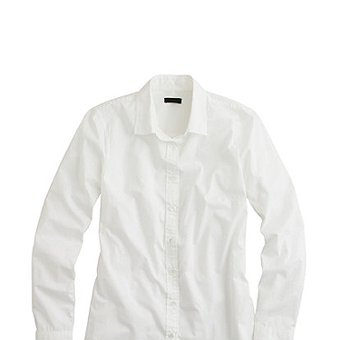 """<p>""""Much better than stealing his.""""</p><p>Boy shirt in classic white, £69.50, <a href=""""http://www.jcrew.com/AST/Catalogs/2012/Preselledition/2012FallPreselledition310/AllProducts/PRD~44541/44541.jsp"""" target=""""_blank"""">jcrew.com</a></p><p><a href=""""http://www.cosmopolitan.co.uk/fashion/news/j-crew-open-london-stores-uk"""" target=""""_blank"""">J Crew comes to the UK (at last)</a></p><p><a href=""""http://www.cosmopolitan.co.uk/fashion/shopping/nyfw-street-style#fbIndex1"""" target=""""_blank"""">See New York Fashion Week street style</a></p><p><a href=""""http://www.cosmopolitan.co.uk/fashion/shopping/investment-winter-coats"""" target=""""_blank"""">10 winter coats worth investing in</a></p>"""