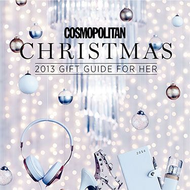 """<p>This issue brings with it a free 56-page gift guide supplement to sate all your Christmas shopping needs. You needn't traipse around the department stores and crowded London streets in the rain this Christmas, because Cosmo has picked all the best gifts for you!</p><p><a href=""""http://www.cosmopolitan.co.uk/celebs/entertainment/miley-cyrus-cosmopolitan-cover-2013"""" target=""""_blank"""">READ MILEY CYRUS'S DECEMBER ISSUE INTERVIEW</a></p>"""