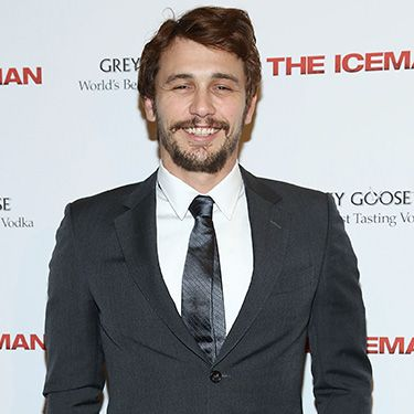 <p>At a recent New York premiere for The Iceman, the actor-turned-academic showed off some serious facial hair.</p>