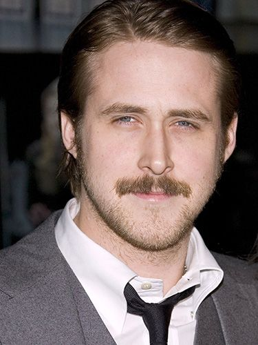 "<p>Ryan wore a moustache while filming his 2007 flick, Lars and the Real Girl, and at the New York Film Critics' Circle Awards in January of that year. Looking good, Gosling.</p> <p><a href=""http://www.cosmopolitan.co.uk/love-sex/cosmo-centerfolds/cosmopolitan-sexiest-men-of-2013"" target=""_blank"">SEXIEST MEN OF 2013</a></p> <p><a href=""http://www.cosmopolitan.co.uk/love-sex/cosmo-centerfolds/hot-men-gq-awards-2013"" target=""_blank"">HOT MEN AT THE GQ AWARDS 2013</a></p> <p><a href=""http://www.cosmopolitan.co.uk/love-sex/cosmo-centerfolds/10-reasons-men-get-78-hotter-in-the-summer"" target=""_blank"">10 REASONS MEN ARE HOTTER IN THE SUMMER</a></p>"