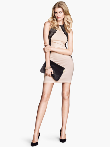"""<p>It's hard to believe that you can get a great Christmas party dress for under £8, but here's the evidence, in the form of a powder pink, figure-hugging dress from H&M. We're amazed! </p> <p>Lace dress, £7.99, <a href=""""http://www.hm.com/gb/product/21060?article=21060-A"""" target=""""_blank"""">hm.com</a></p> <p><a href=""""http://www.cosmopolitan.co.uk/fashion/shopping/christmas-party-accessories-jewellery-bags"""" target=""""_blank"""">40 AMAZING PARTY ACCESSORIES</a></p> <p><a href=""""http://www.cosmopolitan.co.uk/fashion/shopping/winter-coats-less-than-50-pounds"""" target=""""_blank"""">WINTER COATS FOR UNDER £50</a></p> <p><a href=""""http://www.cosmopolitan.co.uk/fashion/shopping/christmas-party-dresses-investment"""" target=""""_blank"""">10 INVESTMENT PARTY DRESSES</a></p> <p> </p>"""