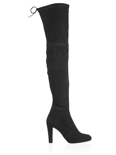 "<p>Kate Moss is the face (or rather legs) of these <a href=""http://www.cosmopolitan.co.uk/fashion/news/what-s-hot-now-thigh-high-boots-miley-cyrus-kate-moss-louboutin"" target=""_blank"">Stuart Weitzman</a> boots, Olivia Palermo sports them on the regular, and Millie Mack covets them - evident from her constant Instagram snaps of them. Black skinnies and a polo neck or a knitted mini dress with tights would look great with these investment boots. It might break the bank, but we defy you to take these off this winter.</p> <p>Highland stretch over knee boot, £495, Stuart Weitzman at <a href=""http://www.russellandbromley.co.uk/long-boots/highland/invt/372262"" target=""_blank"">Russel & Bromley</a></p> <p><a href=""http://www.cosmopolitan.co.uk/fashion/how-to-wear-polo-necks"" target=""_blank"">COSMO'S HOW TO WEAR POLO NECKS GUIDE</a></p> <p><a href=""http://www.cosmopolitan.co.uk/fashion/shopping/winter-wardrobe-essentials"" target=""_blank"">TOP TEN WINTER WARDROBE ESSENTIALS</a></p> <p><a href=""http://www.cosmopolitan.co.uk/fashion/shopping/new-in-store-11-november"" target=""_blank"">NEW IN STORE THIS WEEK</a></p> <p> </p>"