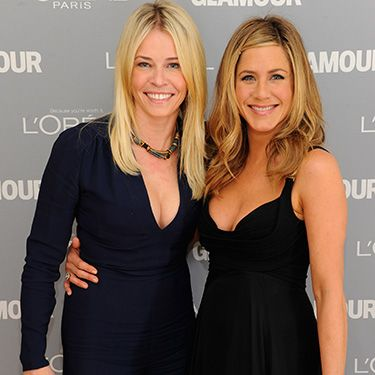 <p>These two hilarious actresses have been BFFs for quite awhile&#x3B; they've even been known to go on girls vacations and to celebrate major holidays, like Thanksgiving, together. Jen is a regular on Chelsea's late-night show, Chelsea Lately, having gone on loads of times - and the pair always keep each other (and the audience) in stitches.</p>