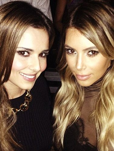 <p>The reality star and singer may seem like an unlikely pair, but the two have gotten especially close after striking up a cyber friendship earlier this year. In October, the two posted their first few selfies together when they met up for a Kanye West concert at the Staples Center in LA. Hottest BFFs ever. </p>