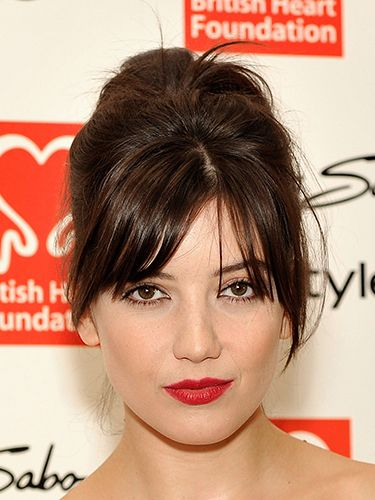 "<p><strong>The inspiration:</strong> Daisy Lowe</p> <p><strong>The look:</strong> When it comes to party hair, you can't beat a beehive, and the slightly mussed-up texture of Daisy's do is perfect for adding modern cool.</p> <p><strong>Key product:</strong> Prepare the hair for this style by back-combing one inch from the root with a <a href=""http://www.boots.com/en/Kent-Back-Combing-Brush_1270884/"" target=""_blank"">back-comb brush</a>. For more advice on how to create a textured beehive, <a href=""http://www.cosmopolitan.co.uk/video/?click=vid_sr&click=vid_sr#v2415791706001"" target=""_blank"">watch this video.</a></p> <p>Kent Back-combing brush, £5.99, <a href=""http://www.boots.com/en/Kent-Back-Combing-Brush_1270884/"" target=""_blank"">boots.com </a></p> <p><a href=""http://www.cosmopolitan.co.uk/beauty-hair/news/styles/celebrity/celebrity-bob-hairstyles"" target=""_blank"">20 CELEBRITY BOB CUTS WE LOVE</a></p> <p><a href=""http://www.cosmopolitan.co.uk/beauty-hair/news/styles/celebrity/face-framing-fringes-hair-trend?click=main_sr"" target=""_blank"">COOL CELEBRITY FRINGES</a></p> <p><a href=""http://www.cosmopolitan.co.uk/beauty-hair/news/styles/celebrity/autumn-hair-trends"" target=""_blank"">NEW CELEB HAIR TRENDS TO TRY NOW</a></p>"