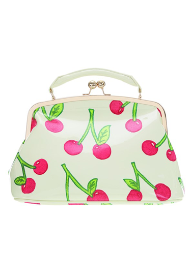 "<p>Liven up a ladylike look with this structured handbag in a kitsch cherry print.</p> <p>Cherry print handbag, <a href=""http://www.topshop.com/en/tsuk/category/meadham-kirchoff-landing-21112013-2415356/home"" target=""_blank"">topshop.com</a></p> <p><a href=""http://www.cosmopolitan.co.uk/fashion/shopping/j-crew-uk-store"" target=""_blank"">JOIN THE J CREW! SHOP THE COSMO EDIT</a></p> <p><a href=""http://www.cosmopolitan.co.uk/fashion/shopping/christmas-party-accessories-jewellery-bags"" target=""_blank"">40 AMAZING ACCESSORIES TO AMP UP YOUR LBD</a></p> <p><a href=""http://www.cosmopolitan.co.uk/fashion/news/"" target=""_blank"">GET THE LATEST FASHION AND STYLE NEWS</a></p> <p> </p>"