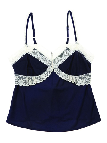"<p>This navy cami is probably the plainest piece of the collection and has more than a touch of the 90s about it. </p> <p>Silk camisole top with lace trim, £25, <a href=""http://www.topshop.com/en/tsuk/category/meadham-kirchoff-landing-21112013-2415356/home"" target=""_blank"">topshop.com</a></p> <p><a href=""http://www.cosmopolitan.co.uk/fashion/shopping/j-crew-uk-store"" target=""_blank"">JOIN THE J CREW! SHOP THE COSMO EDIT</a></p> <p><a href=""http://www.cosmopolitan.co.uk/fashion/shopping/christmas-party-accessories-jewellery-bags"" target=""_blank"">40 AMAZING ACCESSORIES TO AMP UP YOUR LBD</a></p> <p><a href=""http://www.cosmopolitan.co.uk/fashion/news/"" target=""_blank"">GET THE LATEST FASHION AND STYLE NEWS</a></p>"