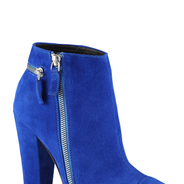 """<p>Make sure no one steps on these blue (faux) suede boots. With their chunky heels and double zip action they've got it all going on.</p><p>Blue ankle boots, £90, <a href=""""http://www.aldoshoes.com/uk/women/boots/ankle-boots/97466033-oringoa/8"""" target=""""_blank"""">aldoshoes.com</a></p><p><a href=""""http://www.cosmopolitan.co.uk/fashion/shopping/thigh-high-boots"""" target=""""_blank"""">SHOP THE THIGH-HIGH BOOT TREND</a></p><p><a href=""""http://www.cosmopolitan.co.uk/fashion/shopping/christmas-party-best-flat-shoes"""" target=""""_blank"""">12 FABULOUS PARTY FLATS</a></p><p><a href=""""http://www.cosmopolitan.co.uk/fashion/shopping/christmas-party-high-heel-shoes"""" target=""""_blank"""">THE HOTTEST PARTY HEELS</a></p>"""