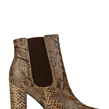 """<p>Ermagawd, we LOVE these beauts, Er, we mean boots. We first spotted them on <a href=""""http://millie-mackintosh.com/stylediary/oct-pt-2-look-13/"""" target=""""_blank"""">Millie Mackintosh</a> and knew they HAD to be ours.</p><p>Snake print Chelsea boots, £60, <a href=""""http://www.stylistpick.com/shoes/5054024004679.html"""" target=""""_blank"""">stylistpick.com</a></p><p><a href=""""http://www.cosmopolitan.co.uk/fashion/shopping/thigh-high-boots"""" target=""""_blank"""">SHOP THE THIGH-HIGH BOOT TREND</a></p><p><a href=""""http://www.cosmopolitan.co.uk/fashion/shopping/christmas-party-best-flat-shoes"""" target=""""_blank"""">12 FABULOUS PARTY FLATS</a></p><p><a href=""""http://www.cosmopolitan.co.uk/fashion/shopping/christmas-party-high-heel-shoes"""" target=""""_blank"""">THE HOTTEST PARTY HEELS</a></p>"""