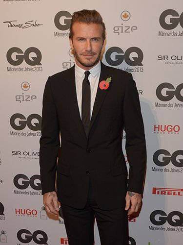 "<p>David Beckham looking dapper on the red carpet is always a winner with us. Here he is suited and booted at the <span>GQ Men of the Year Awards in Berlin, where he picked up the most stylish man award, of course. </span></p> <p><a href=""http://www.cosmopolitan.co.uk/love-sex/cosmo-centerfolds/nick-youngquest-naked-cosmopolitan-centrefold?click=main_sr"" target=""_blank""><span>MEET THE AUSTRALIAN DAVID BECKHAM</span></a></p> <p><a href=""http://www.cosmopolitan.co.uk/love-sex/cosmo-centerfolds/nick-youngquest-naked-cosmopolitan-centrefold?click=main_sr"" target=""_blank""><span>VIDEO: DAVID BECKHAM STRIPS DOWN FOR H&M</span></a></p> <p><a href=""http://www.cosmopolitan.co.uk/love-sex/cosmo-centerfolds/david-beckham-sexiest-pics?click=main_sr"" target=""_blank""><span>DAVID BECKHAM SEXIEST PICS</span></a></p>"