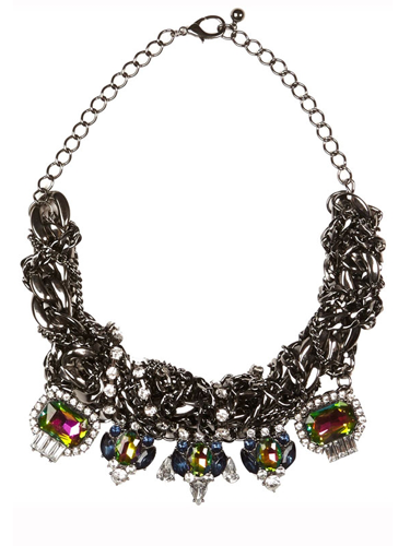 "<p>We like our jewels the way we like our cheese - CHUNKY. Work this season's gothic glam trend with this serious bit of bling.</p> <p>Twisted chain necklace, £28, <a href=""http://www.riverisland.com/women/jewellery/necklaces/Silver-tone-twisted-curb-chain-necklace-646555"" target=""_blank"">riverisland.com</a></p> <p><a href=""http://www.cosmopolitan.co.uk/fashion/shopping/christmas-party-dress-2013-alternatives"" target=""_blank"">Shop partywear looks beyond the LBD</a></p> <p><a href=""http://www.cosmopolitan.co.uk/fashion/shopping/black-ankle-boot-alternatives"" target=""_blank"">Black ankle boot alternatives</a></p> <p><a href=""http://www.cosmopolitan.co.uk/fashion/news/"" target=""_blank"">Get the latest fashion news</a></p> <div style=""overflow: hidden; color: #000000; background-color: #ffffff; text-align: left; text-decoration: none;""> </div>"