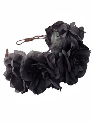 "<p class=""p1"">If bright florals feel a bit more festival than festive, try this incredible black rose crown which will update your staple party outfit. Plus it doubles up as a bad hair day-hider. </p> <p class=""p2"">Ophelia Oversized Floral Crown Headband, <span class=""s1"">£42, <a href=""%20http://www.rocknrose.co.uk/headwear-c6/crowns-c15/ophelia-oversized-floral-crown-headband-p484"" target=""_blank"">rocknrose.co.uk</a></span></p> <p class=""p1""><a href=""http://www.cosmopolitan.co.uk/fashion/shopping/cheap-christmas-party-dresses"" target=""_blank"">PARTY DRESSES FOR £25 OR LESS</a></p> <p class=""p1""><a href=""http://www.cosmopolitan.co.uk/fashion/shopping/christmas-party-accessories-jewellery-bags"" target=""_blank"">PARTY JEWELLERY TO COVET</a></p> <p class=""p1""><a href=""http://www.cosmopolitan.co.uk/fashion/shopping/christmas-party-high-heel-shoes"" target=""_blank"">THE BEST PARTY HIGH HEELS</a></p>"