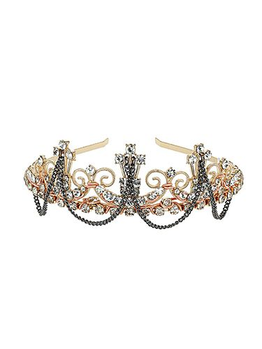 "<p class=""p1"">Thanks to Dolce & Gabbana's Winter 2013 catwalk, crowns are a huge trend and this little jewel is the Cosmo way to wear it. Well, who <em>doesn't</em> want to look like a princess?</p> <p class=""p2"">Freedom at Topshop Gold Crown With Rhinestones, £25, <a href=""http://www.topshop.com/en/tsuk/product/bags-accessories-1702216/hair-accessories-464/gold-crown-with-rhinestones-2390024?bi=1&ps=200"" target=""_blank"">topshop.com</a></p> <p class=""p1""><a href=""http://www.cosmopolitan.co.uk/fashion/shopping/cheap-christmas-party-dresses"" target=""_blank"">PARTY DRESSES FOR £25 OR LESS</a></p> <p class=""p1""><a href=""http://www.cosmopolitan.co.uk/fashion/shopping/christmas-party-accessories-jewellery-bags"" target=""_blank"">PARTY JEWELLERY TO COVET</a></p> <p class=""p1""><a href=""http://www.cosmopolitan.co.uk/fashion/shopping/christmas-party-high-heel-shoes"" target=""_blank"">THE BEST PARTY HIGH HEELS</a></p>"