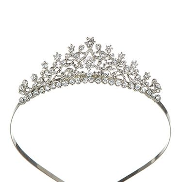 <p>Be princess for the night by wearing this tiara and ordering your friends applaud loudly whenever you bust out a particularly pleasing dance move (second bit optional).</p>