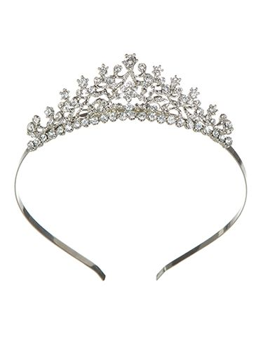 """<p>Be princess for the night by wearing this tiara and ordering your friends applaud loudly whenever you bust out a particularly pleasing dance move (second bit optional).</p> <p>Diamante tiara, £3, Primark</p> <p><a href=""""http://www.cosmopolitan.co.uk/fashion/shopping/cheap-christmas-party-dresses"""" target=""""_blank"""">PARTY DRESSES FOR £25 OR LESS</a></p> <p><a href=""""http://www.cosmopolitan.co.uk/fashion/shopping/christmas-party-accessories-jewellery-bags"""" target=""""_blank"""">40 AMAZING PARTY ACCESSORIES</a></p> <p><a href=""""http://www.cosmopolitan.co.uk/fashion/shopping/winter-coats-less-than-50-pounds"""" target=""""_blank"""">WINTER COATS UNDER £50</a></p>"""