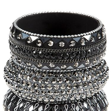 <p>A wise man once had it that three is in fact a magic number, and that certainly seems to be the case taking these fabulous bracelets as evidence.</p>