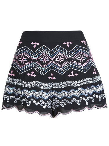 "<p>When a Little Black dress juts won't do, why not try cute scalloped evening shorts instead? We love the embellished detail on this design.</p> <p>Embellished ethnic shirts, now £48, <a href=""http://www.missselfridge.com/webapp/wcs/stores/servlet/ProductDisplay?searchTerm=embellished+short&storeId=12554&productId=12805453&urlRequestType=Base&categoryId=&langId=-1&productIdentifier=product&catalogId=33055"" target=""_blank"">missselfridge.com</a></p> <p><a href=""http://www.cosmopolitan.co.uk/fashion/shopping/christmas-party-dress-2013-alternatives"" target=""_blank"">Shop partywear looks beyond the LBD</a></p> <p><a href=""http://www.cosmopolitan.co.uk/fashion/shopping/sequin-dress-black-gold"" target=""_blank"">8 ways to wear sequins</a></p> <p><a href=""http://www.cosmopolitan.co.uk/fashion/news/"" target=""_blank"">Get the latest fashion news</a></p>"
