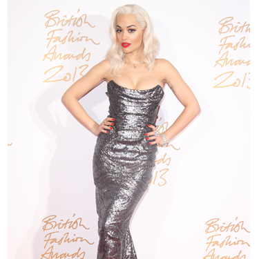 """<p>Woah, Rita! We're certainly in Ora of her glam get-up. Wearing a sparkly Vivienne Westwood strapless gown with wavy platinum blonde locks and her trademark red lips, Rita gave us Old School Hollywood, with a dash of Jessica Rabbit.</p><p><a href=""""http://www.cosmopolitan.co.uk/fashion/shopping/best-dressed-celebrities-29-november"""" target=""""_blank"""">SEE: BEST DRESSED CELEBS OF THE WEEK</a></p><p><a href=""""http://www.cosmopolitan.co.uk/fashion/celebrity/how-to-wear-sheer-dress"""" target=""""_blank"""">CELEBRITY HOW-TO: SHEER DRESSES</a></p><p><a href=""""http://www.cosmopolitan.co.uk/fashion/love/"""" target=""""_blank"""">RATE OR SLATE CELEBRITY STYLE</a></p>"""