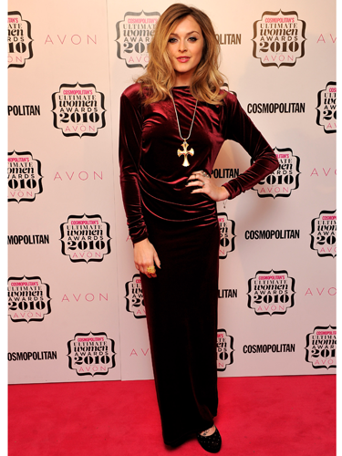 "<p>The Ultimate Women Awards hostess with the mostess Fearne Cotton was doing gothic glam waaay back in 2010. Talk about fashion forward!</p> <p><a href=""http://www.cosmopolitan.co.uk/celebs/entertainment/cosmopolitan-ultimate-women-of-the-year-awards-2012-sponsored-by-vo5-real-women-video"" target=""_blank"">Cosmo's Ultimate Women of the Year Awards 2012 </a></p> <p><a href=""http://www.cosmopolitan.co.uk/celebs/ultimate-women-of-the-year/design-cover-finalists"" target=""_blank"">Design Cosmo's Cover competition: The finalists are revealed...</a></p> <p><a href=""http://www.cosmopolitan.co.uk/fashion/celebrity/"" target=""_blank"">Get the latest celebrity style news</a></p>"
