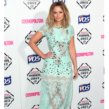 """<p>Kimberley Walsh waltzed out of the Strictly studio and onto the Cosmo stage last year to present an award - and she looked a vision of loveliness in her pretty pastel dress.</p><p><a href=""""http://www.cosmopolitan.co.uk/celebs/entertainment/cosmopolitan-ultimate-women-of-the-year-awards-2012-sponsored-by-vo5-real-women-video"""" target=""""_blank"""">Cosmo's Ultimate Women of the Year Awards 2012 </a></p><p><a href=""""http://www.cosmopolitan.co.uk/celebs/ultimate-women-of-the-year/design-cover-finalists"""" target=""""_blank"""">Design Cosmo's Cover competition: The finalists are revealed...</a></p><p><a href=""""http://www.cosmopolitan.co.uk/fashion/celebrity/"""" target=""""_blank"""">Get the latest celebrity style news</a></p>"""