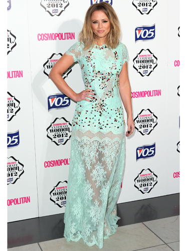 "<p>Kimberley Walsh waltzed out of the Strictly studio and onto the Cosmo stage last year to present an award - and she looked a vision of loveliness in her pretty pastel dress.</p> <p><a href=""http://www.cosmopolitan.co.uk/celebs/entertainment/cosmopolitan-ultimate-women-of-the-year-awards-2012-sponsored-by-vo5-real-women-video"" target=""_blank"">Cosmo's Ultimate Women of the Year Awards 2012 </a></p> <p><a href=""http://www.cosmopolitan.co.uk/celebs/ultimate-women-of-the-year/design-cover-finalists"" target=""_blank"">Design Cosmo's Cover competition: The finalists are revealed...</a></p> <p><a href=""http://www.cosmopolitan.co.uk/fashion/celebrity/"" target=""_blank"">Get the latest celebrity style news</a></p>"