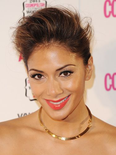 NICOLE SCHERZINGER THE COSMO AWARDS 2013
