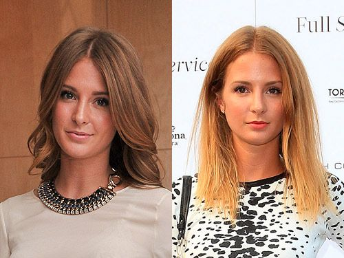 New Celebrity Hairstyle Transformations Hair Cut And Colour Ideas