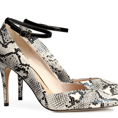 <p>Ermagawd, these shoes look like they should cost a trillion pounds but are an absolute STEAL - the perfect finishing touch for your LBDs this party season.</p>
