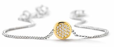 """<p>A reversable bracelet with a glittering centrepiece - doesn't get much more covetable than that. £90 from <a href=""""http://www.tisento-milano.com/?en#/collection"""" target=""""_blank"""">Ti Sento</a></p>"""