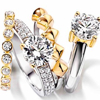 """<p>We're in stacker rings HEAVEN with these glistening gems, from £55 from <a href=""""http://www.tisento-milano.com/?en#/collection"""" target=""""_blank"""">Ti Sento</a></p>"""