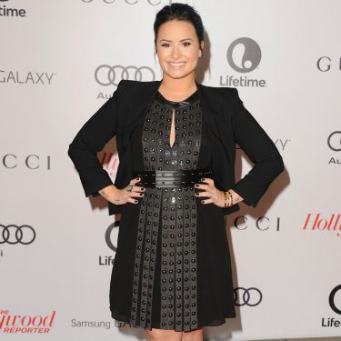 """<p>Fresh from her cocaine confessions, Demi looked demure in her<span id=""""intelliTXT""""> Helmut Lang jacket and Belstaff dress, topped off with strappy Loubs.</span></p><div style=""""overflow: hidden&#x3B; color: #000000&#x3B; background-color: #ffffff&#x3B; text-align: left&#x3B; text-decoration: none&#x3B;""""><p><a href=""""http://www.cosmopolitan.co.uk/fashion/celebrity/chanel-fashion-show-dallas-texas"""" target=""""_blank"""">CHANEL DOES DALLAS: SEE THE CELEB PICS</a></p><p><a href=""""http://www.cosmopolitan.co.uk/fashion/celebrity/victorias-secret-show-2013-taylor-swift"""" target=""""_blank"""">10 WAYS TAYLOR SWIFT TOTALLY OWNED THE VS SHOW</a></p><a href=""""http://www.cosmopolitan.co.uk/fashion/news/"""" target=""""_blank"""">GET THE LATEST FASHION AND STYLE NEWS</a></div>"""