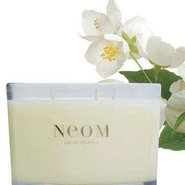<p>We <em>love</em> Neom's luxury organic candles - this Restore fragrance has hints of jasmine, sandalwood and ginger which is perfect to clear and soothe your minds after the hectic Christmas period.</p>