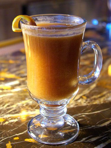 "<p><strong>Ingredients:</strong> <br />15ml Honey <br />1 Knob of unsalted butter <br />50ml Dark Rum <br />Top up with some boiling water <br /><br /><strong>Method:</strong><br /> Place teaspoon loaded with honey in warmed hot toddy glass. Add other ingredients and stir until honey and butter are dissolved. <br /><br /><strong>Garnish:</strong> Cinnamon stick, lemon slice and some grated nutmeg <a href=""http://www.mlkhny.com/"" target=""_blank"">http://www.mlkhny.com/</a></p> <p><a href=""http://www.cosmopolitan.co.uk/celebs/entertainment/10-christmas-thoughts-gifs?click=main_sr"" target=""_blank"">10 THOUGHTS YOU'RE PROBABLY HAVING ABOUT CHRISTMAS RIGHT NOW</a></p> <p><a href=""http://www.cosmopolitan.co.uk/lifestyle/christmas-office-parties-confessions?click=main_sr"" target=""_blank"">CHRISTMAS OFFICE PARTIES: YOUR CONFESSIONS</a></p> <p><a href=""http://www.cosmopolitan.co.uk/beauty-hair/beauty-tips/taking-the-perfect-christmas-party-photo?click=main_sr"" target=""_blank"">HOW TO TAKE THE PERFECT PARTY PHOTO</a></p>"