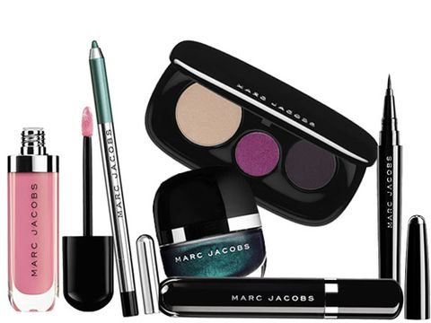 "<p>We'll admit, when it comes to makeup, it's not just what's inside that counts. Call us superficial but LOOK HOW PRETTY THE MARC JACOBS MAKEUP RANGE IS. It's just so sleek and beautiful and we could probably spend all day staring at it, wondering how and WHY it's fair that New York has an actual <a href=""http://www.cosmopolitan.co.uk/beauty-hair/news/beauty-news/marc-jacobs-opens-first-beauty-shop-nyc?click=main_sr"" target=""_blank"">Marc Jacobs makeup STORE</a>. Sigh. Word on the street is that the range will be available in Europe this spring, but don't take our word for that – we don't know if it's <em>actually</em> true as there's been no official confirmation. But, along with the rest of the continent, we've got everything crossed.</p>"