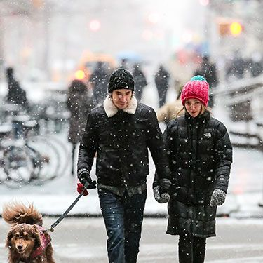 """<p>Amanda Seyfried looks very cosy out walking her dog Finn with boyfriend Justin Long. The actress knows how to keep warm in the snow, with a mahoosive padded coat, pink knitted hat and cosy sheepskin boots.</p><p><a href=""""http://www.cosmopolitan.co.uk/fashion/shopping/primark-summer-fashion-trends-2014"""" target=""""_blank"""">PRIMARK'S SPRING FASHION COLLECTION</a></p><p><a href=""""http://www.cosmopolitan.co.uk/fashion/love/love-it-or-loathe-it-daisy-lowe-winter-floral-dress"""" target=""""_blank"""">LOVE IT OR LOATHE IT: DAISY LOWE</a></p><p><a href=""""http://www.cosmopolitan.co.uk/fashion/shopping/womens-clothing-under-ten-pounds"""" target=""""_blank"""">DAILY FASHION FIX: UNDER A TENNER</a></p>"""