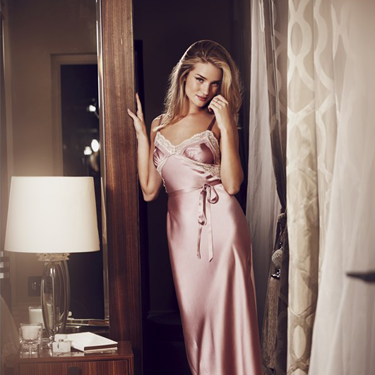 """<p>Who said nighties were for nannies? This silk slip is so sexy, we'd be tempted to wear our underwear as outerwear...</p><p>Pink silk nightdress, £89, <a href=""""http://www.marksandspencer.com/Rosie-Autograph-Nightdress-French-Designed/dp/B00FCKFSLO?ie=UTF8&ref=sr_1_15&nodeId=2802047031&sr=1-15&qid=1389365839"""" target=""""_blank"""">marksandspencer.com</a></p><p><a href=""""http://www.cosmopolitan.co.uk/fashion/shopping/how-to-find-a-bra-that-fits"""" target=""""_blank"""">HOW TO FIND A BRA THAT FITS</a></p><p><a href=""""http://www.cosmopolitan.co.uk/fashion/news/lingerie-show-2013"""" target=""""_blank"""">COSMO'S LINGERIE SHOW: THE BEST BITS</a></p><p><a href=""""http://www.cosmopolitan.co.uk/fashion/shopping/"""" target=""""_blank"""">FASHION TRENDS: WHAT TO BUY RIGHT NOW</a></p><p> </p>"""