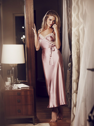 "<p>Who said nighties were for nannies? This silk slip is so sexy, we'd be tempted to wear our underwear as outerwear...</p> <p>Pink silk nightdress, £89, <a href=""http://www.marksandspencer.com/Rosie-Autograph-Nightdress-French-Designed/dp/B00FCKFSLO?ie=UTF8&ref=sr_1_15&nodeId=2802047031&sr=1-15&qid=1389365839"" target=""_blank"">marksandspencer.com</a></p> <p><a href=""http://www.cosmopolitan.co.uk/fashion/shopping/how-to-find-a-bra-that-fits"" target=""_blank"">HOW TO FIND A BRA THAT FITS</a></p> <p><a href=""http://www.cosmopolitan.co.uk/fashion/news/lingerie-show-2013"" target=""_blank"">COSMO'S LINGERIE SHOW: THE BEST BITS</a></p> <p><a href=""http://www.cosmopolitan.co.uk/fashion/shopping/"" target=""_blank"">FASHION TRENDS: WHAT TO BUY RIGHT NOW</a></p> <p> </p>"