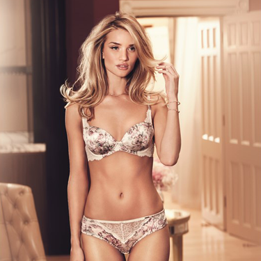 """<p>Banish the shame of owning old grey pants by investing in this prettiful set.</p><p>Silk bra (£25) and Brazialian knickers (£12), <a href=""""http://www.marksandspencer.com/Rosie-Autograph-Padded-Plunge-Designed/dp/B002GRSAH0?ie=UTF8&ref=sr_1_18&nodeId=2802047031&sr=1-18&qid=1389365839"""" target=""""_blank"""">marksandspencer.com</a></p><p><a href=""""http://www.cosmopolitan.co.uk/fashion/shopping/how-to-find-a-bra-that-fits"""" target=""""_blank"""">HOW TO FIND A BRA THAT FITS</a></p><p><a href=""""http://www.cosmopolitan.co.uk/fashion/news/lingerie-show-2013"""" target=""""_blank"""">COSMO'S LINGERIE SHOW: THE BEST BITS</a></p><p><a href=""""http://www.cosmopolitan.co.uk/fashion/shopping/"""" target=""""_blank"""">FASHION TRENDS: WHAT TO BUY RIGHT NOW</a></p>"""