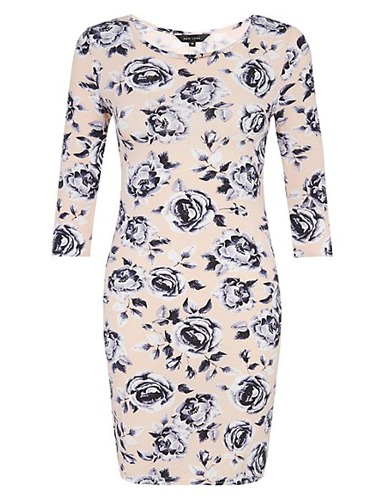 """<p>Nothing says spring has sprung like a floral print - grunge things up by pairing this beaut with a biker jacket and opaque tights.</p> <p>Floral print bodycon dress £14.99, <a href=""""http://www.newlook.com/shop/womens/dresses/shell-pink-floral-print-bodycon-dress-_305147270"""" target=""""_blank"""">newlook.com</a></p> <p><a href=""""http://www.cosmopolitan.co.uk/fashion/shopping/primark-summer-fashion-trends-2014"""" target=""""_blank"""">Primark's spring fashion collection</a></p> <p><a href=""""http://www.cosmopolitan.co.uk/fashion/shopping/workout-clothes-stylish-women"""" target=""""_blank"""">Workout wear you'll WANT to wear</a></p> <p><a href=""""http://www.cosmopolitan.co.uk/fashion/news/"""" target=""""_blank"""">Get the latest fashion news</a></p>"""