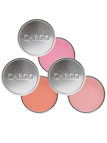 "<p><strong>THEY SAY: </strong>CARGO Water Resistant Blushes offers a stunning array of wearable, pretty and professional quality shades for a variety of skin tones. Imparts an effortless summer glow that stays put rain or shine.The longwearing formula withstands perspiration so you don't have to fuss with reapplication. Micronized light-diffusers work to ensure a gorgeously natural, non-shiny glow. Silky smooth texture that layer well for added intensity as desired.<strong></strong></p> <p><strong>WE SAY: </strong>a really lovely colour and no worries about patchy cheekbones if you're running from appointment to appointment<strong></strong></p> <p><strong>SCORE: 8/10</strong></p> <p><strong>Cargo Cosmetics Water Resistant Blush, £19 <a href=""http://www.debenhams.com"" target=""_blank"">debenhams.com</a></strong></p> <p><strong><br /></strong></p>"
