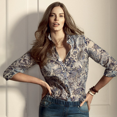 <p>Spanish brand Mango probably though it was doing a good thing by bringing out a plus-size fashion range. But with sizes in their new collection Violeta ranging from sizes 12 to 24, they're basically saying that anything over a size 10 is 'large.'<em><br /></em></p>