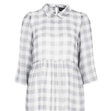 """<p>Check out this beaut! Our love for checks still grows strong, but the faded grey gingham on this style is spot on for spring. Lovely.</p><p>Gingham smock dress, £48, <a href=""""http://www.topshop.com/en/tsuk/product/new-in-this-week-2169932/gingham-is-in-2614955/crinkle-gingham-smock-dress-2583802"""" target=""""_blank"""">topshop.com</a></p><p><a href=""""http://www.cosmopolitan.co.uk/fashion/shopping/primark-summer-fashion-trends-2014"""" target=""""_blank"""">Primark's spring fashion collection</a></p><p><a href=""""http://www.cosmopolitan.co.uk/fashion/shopping/spring-fashion-trends-2014?page=1"""" target=""""_blank"""">7 BIG spring fashion trends for 2014</a></p><p><a href=""""http://www.cosmopolitan.co.uk/fashion/news/"""" target=""""_blank"""">Get the latest fashion news</a></p>"""