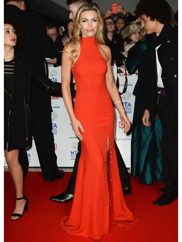 "<p>Abbey Clancy looked AMAZING on the NTAs red carpet. Wearing a bright orange dress by Philip Armstrong, complete with thigh high split, Abbey looked like a modern-day Jessica Rabbit. SEXUAL.</p> <p><a href=""http://www.cosmopolitan.co.uk/fashion/celebrity/sag-awards-2014-best-dressed"" target=""_blank"">SAG AWARDS 2014: BEST DRESSED CELEBRITIES</a></p> <p><a href=""http://www.cosmopolitan.co.uk/fashion/celebrity/jennifer-lawrence-red-carpet-dresses"" target=""_blank"">JENNIFER LAWRENCE'S RED CARPET LOOKS 2014</a></p> <p><a href=""http://www.cosmopolitan.co.uk/fashion/love/"" target=""_blank"">VOTE ON CELEBRITY STYLE</a></p> <p> </p>"