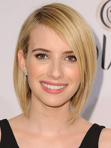 "<p>As 2013 proved, the bob is back. We love Emma Roberts's new do which has transformed her from teeny bopper TV star to elegant actress in zero to sixty seconds.</p> <p><a href=""http://www.cosmopolitan.co.uk/beauty-hair/news/styles/celebrity/sexy-date-night-hairstyle-ideas"" target=""_blank"">14 DATE HAIRSTYLE IDEAS</a></p> <p><a href=""http://www.cosmopolitan.co.uk/beauty-hair/news/styles/celebrity/cosmo-hairstyle-of-the-day"" target=""_self"">CELEB HAIRSTYLE OF THE DAY</a></p> <p><a href=""http://www.cosmopolitan.co.uk/beauty-hair/news/styles/hair-trends-spring-summer-2014"" target=""_blank"">HUGE HAIR TRENDS FOR 2014</a></p>"
