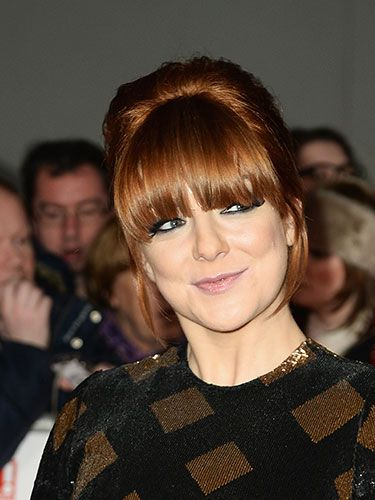 "<p>Could we love Sheridan's fierce new hair colour anymore? Looking super healthy, her new red locks and thick fringe make for a radical New Year update.</p> <p><a href=""http://www.cosmopolitan.co.uk/beauty-hair/news/styles/celebrity/sexy-date-night-hairstyle-ideas"" target=""_blank"">14 DATE HAIRSTYLE IDEAS</a></p> <p><a href=""http://www.cosmopolitan.co.uk/beauty-hair/news/styles/celebrity/cosmo-hairstyle-of-the-day"" target=""_self"">CELEB HAIRSTYLE OF THE DAY</a></p> <p><a href=""http://www.cosmopolitan.co.uk/beauty-hair/news/styles/hair-trends-spring-summer-2014"" target=""_blank"">HUGE HAIR TRENDS FOR 2014</a></p>"