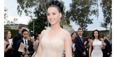 """<p>Katy Perry bloody loves a theme doesn't she? We're big fans of her musical Valentino frock. BIG. But what do you think?</p> <p><a href=""""http://www.cosmopolitan.co.uk/celebs/entertainment/grammys-2014-watch-live-red-carpet-coverage"""" target=""""_blank"""">WATCH THE 2014 GRAMMYS RED CARPET **LIVE** HERE</a></p> <p><a href=""""http://www.cosmopolitan.co.uk/celebs/entertainment/celebs-at-grammy-awards-2012-entertainment"""" target=""""_blank"""">GRAMMYS 2012: ALL THE CELEBRITIES AND A LOT OF KATY PERRY'S HAIR</a></p> <p><a href=""""http://www.cosmopolitan.co.uk/fashion/news/golden-globes-red-carpet-dresses?click=main_sr"""" target=""""_blank"""">ALL THE DRESSES AT THE 2014 GOLDEN GLOBES</a></p> <p><a href=""""http://www.cosmopolitan.co.uk/fashion/news/golden-globes-2014-fashion-trends?click=main_sr"""" target=""""_blank"""">5 HOT FASHION TRENDS ON THE GOLDEN GLOBES RED CARPET 2014</a></p>"""